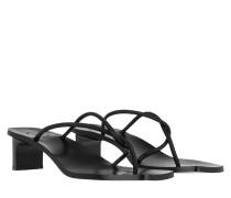 Sandalen Panza Nappa Sandals Black