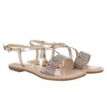 Kadmeia Medea Sandal Taupe Sandalen