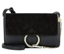 Faye Bag Tote Small Black Umhängetasche