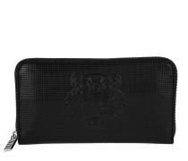 Tiger Continental Wallet PVC Black Portemonnaie