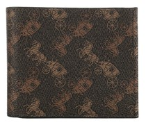 Portemonnaie Double Billfold Wallet