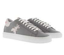 Fly Patch Sneakers Warm Gray