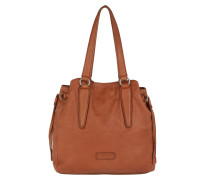 Osaki Medium Shopper Dragon Rust Tote rot