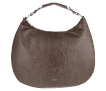 Aja Hobo Large Bubble Dark Brown Bag braun