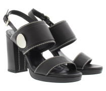 Sandalen - Felicita High Sandal II Calf Black