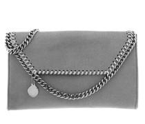 Umhängetasche Falabella Mini Crossbody Bag Light Grey