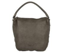 Sanjo Hobo Bag Crane Grey grau