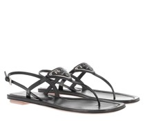 Sandalen & Sandaletten Thong Sandal Patent Leather
