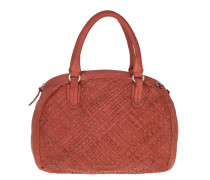 Tasche - Muro Sheep Natural / Woven Pink Flamingo
