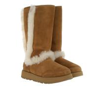 W Sundance Waterproof Chestnut Schuhe