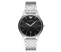 Uhr Men Adriano Watch Silver