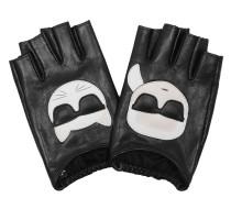 Handschuhe Karl Ikonik Glove Black