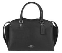 Umhängetasche Womens Bags Satchels Black