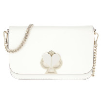 Umhängetasche Medium Convertible Crossbody Optic White