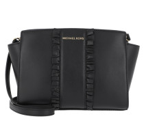 Selma Medium Messenger Bag Black