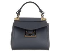 Satchel Bag Mini Mystic Leather Storm Grey