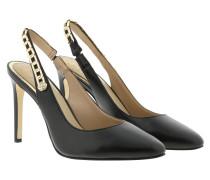 Pumps Teddi Black Leather black