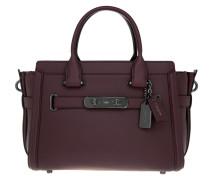 GVTN COH Swagger Umhängetasche Burgundy Tote rot