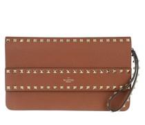 Clutch Rockstud Leather Selleria