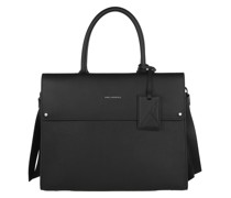 Tote K/Ikon Top Handle Black