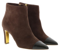 Boots Warrior Coarse Suede Calf Boot Earth