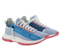 Sneakers Spectre Low Perforated Leather Sky Blue