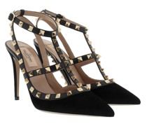 Pumps Rockstud 100 Slingback Pump Nero