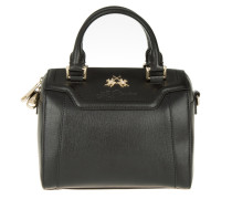 Tasche - La Portena Small Bowling Bag Black