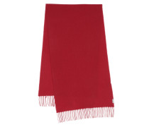 Accessoire Cashmere Scarf Red