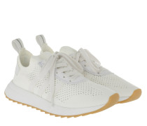 Primeknit FLB W Sneakers Crystal White/Footwear White Sneakerss