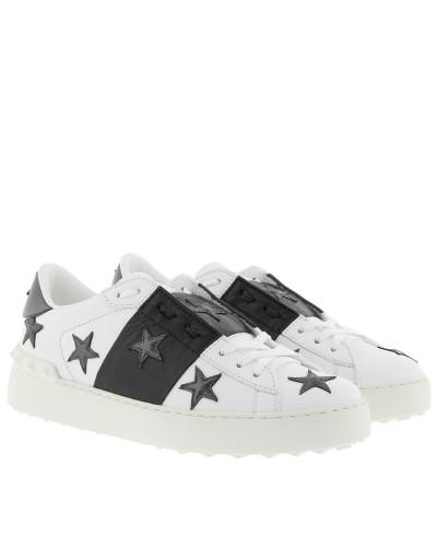 c4e3fbd983 Footlocker Günstig Online Valentino Damen Open Star Sneakers Calf Leather  Black/White Sneakers Günstig Kaufen
