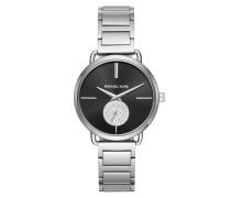 Ladies Portia Watch Silver Armbanduhr