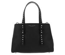 Mini T Bag Black Umhängetasche