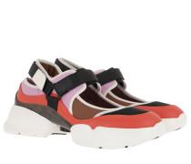 Sneakers Cloud Cutout Runway Black/Iris Bloom