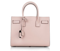 Sac du Jour Baby Pale Pink Black Tote rosa