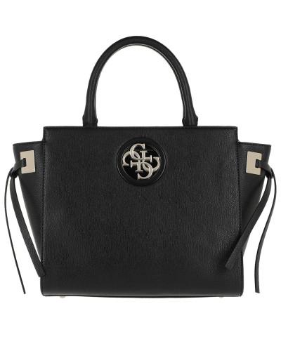 Open Road Society Satchel Black Satchel Bag