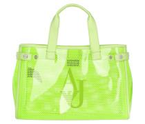 Tasche - Plastic Mesh Shopping Bag Lime
