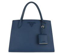 Monochrome Tote Bag Bluette