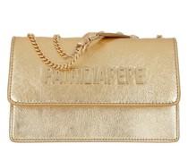 Crossbody Bags Mini Shoulder Bag Piping Metallic Logo