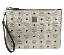 Tasche - Stark Top Zip Medium Pouch Silver