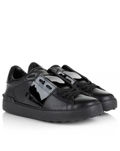 valentino damen valentino sneakers open sneaker black 40 in schwarz sneakers f r damen 7. Black Bedroom Furniture Sets. Home Design Ideas
