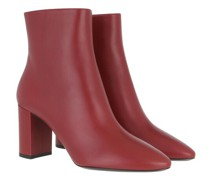 Boots & Stiefeletten Lou Pin Zip Bootie Leather