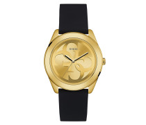 Uhr Women Quartz Watch G Twist Black