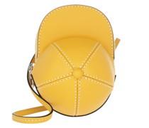 Umhängetasche Nano Cap Crossbody Bag Yellow