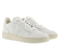 Sneakers V10 Sneaker Leather Extra White