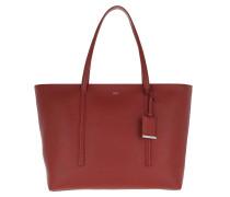 Shopper Taylor Shopping Bag Dark Red