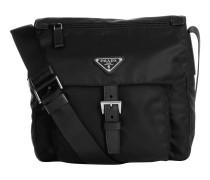 Vela V Cargo Umhängetasche Bag Nero schwarz