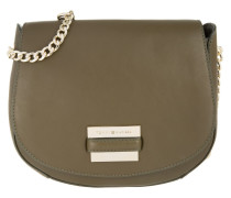 Tasche - Lux Chain Saddle Bag Military