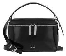 Rizo Hobo Small Black Bag