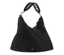 Carlie Bag M Black Hobo